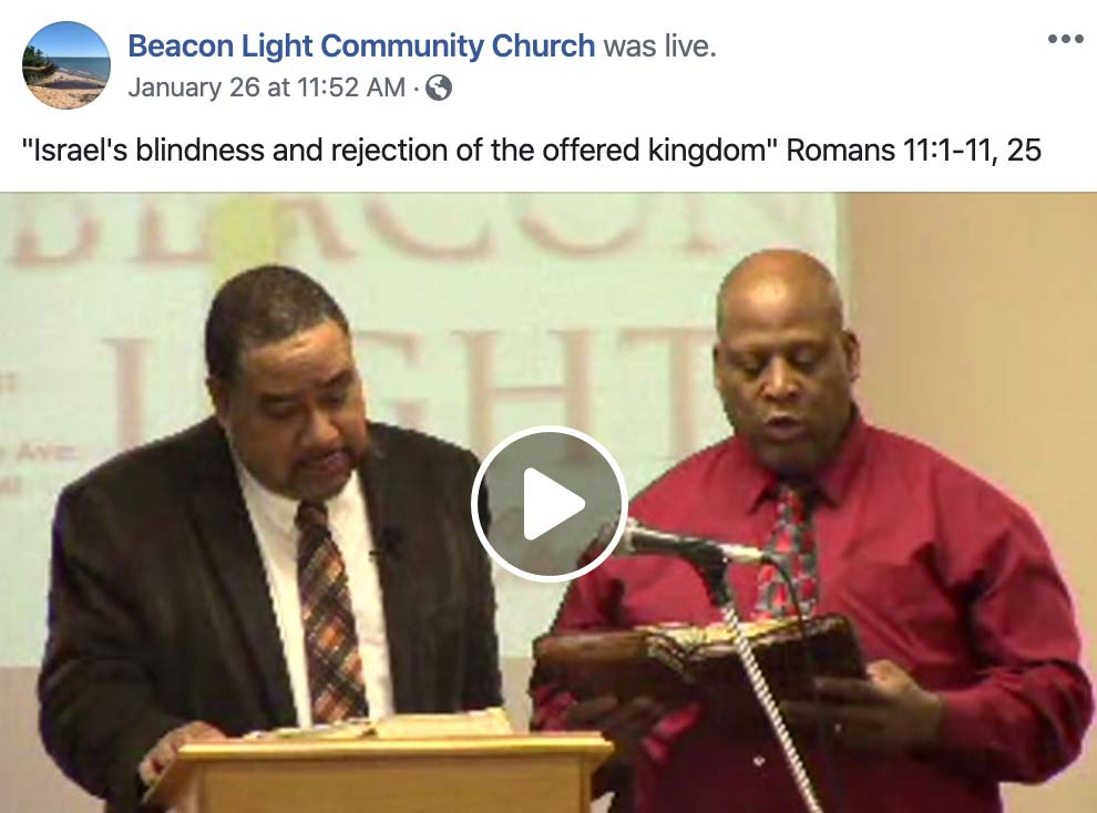 Beacon Light Community Church Muskegon MI